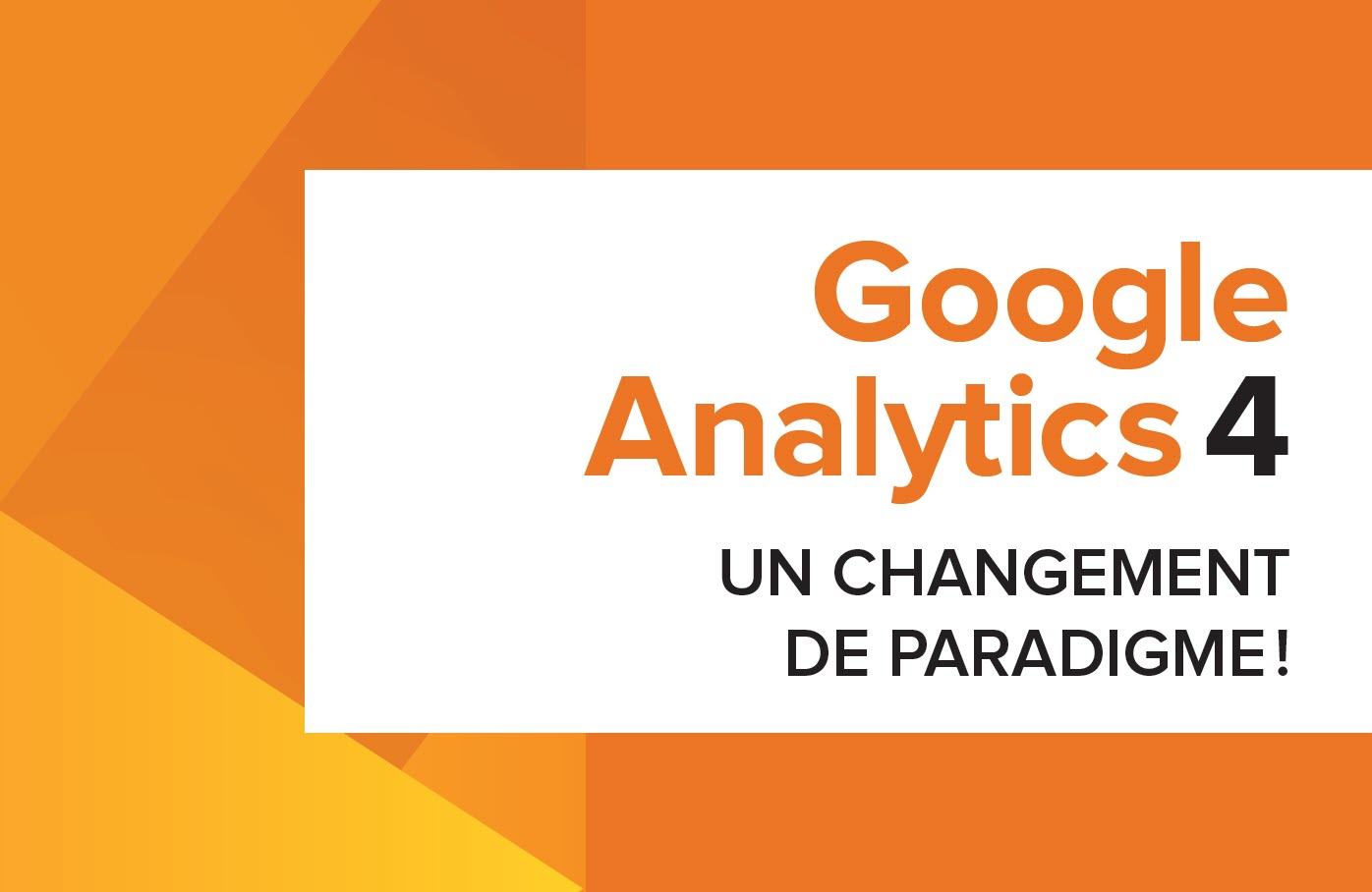 Knewledge vous accompagne avec Google Analytics