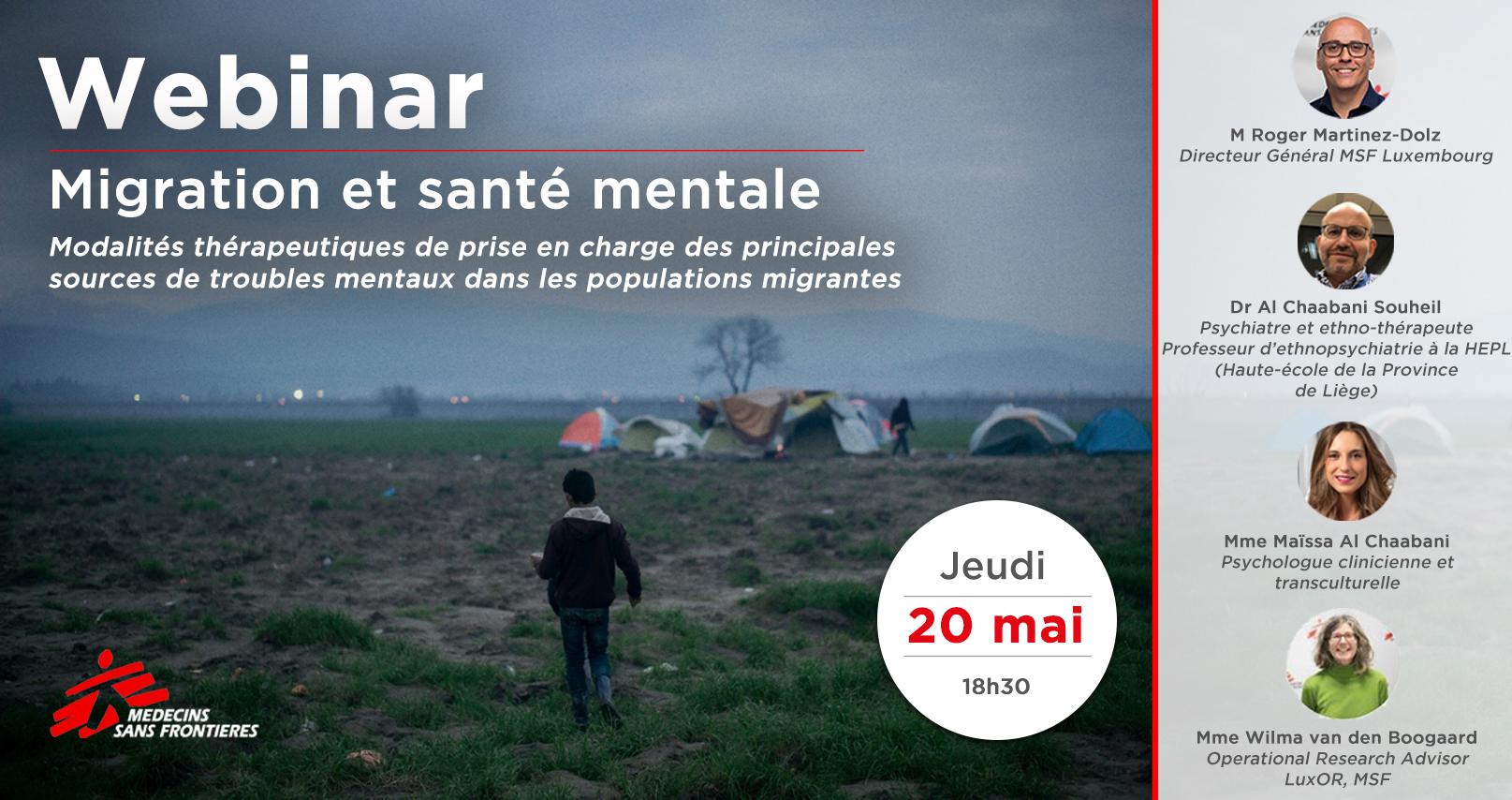 MSF_Migration et santé mentale 20/05 - 18h30