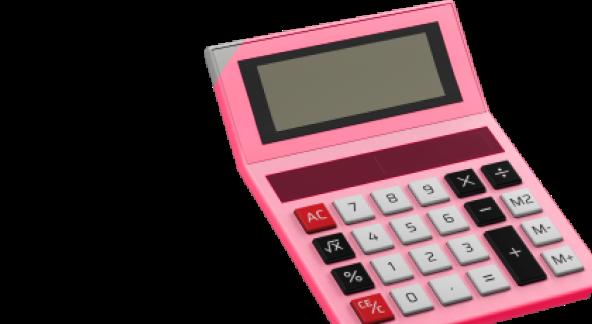 Calculette icon Smarto pour payer ses fournitures scolaires.