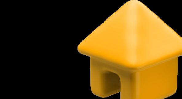 Maison icon Smarto pour payer son logement.