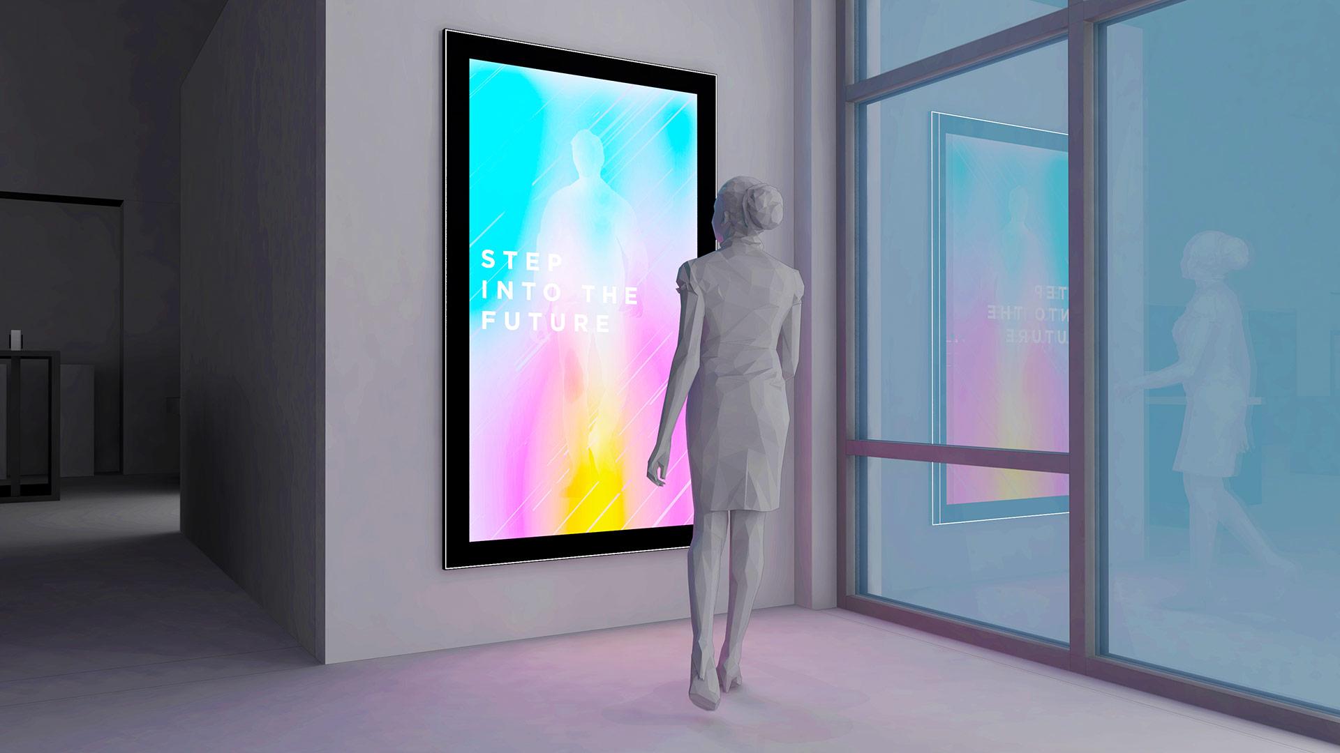 Interactive Retail Mirror