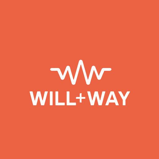 Will + Way logo