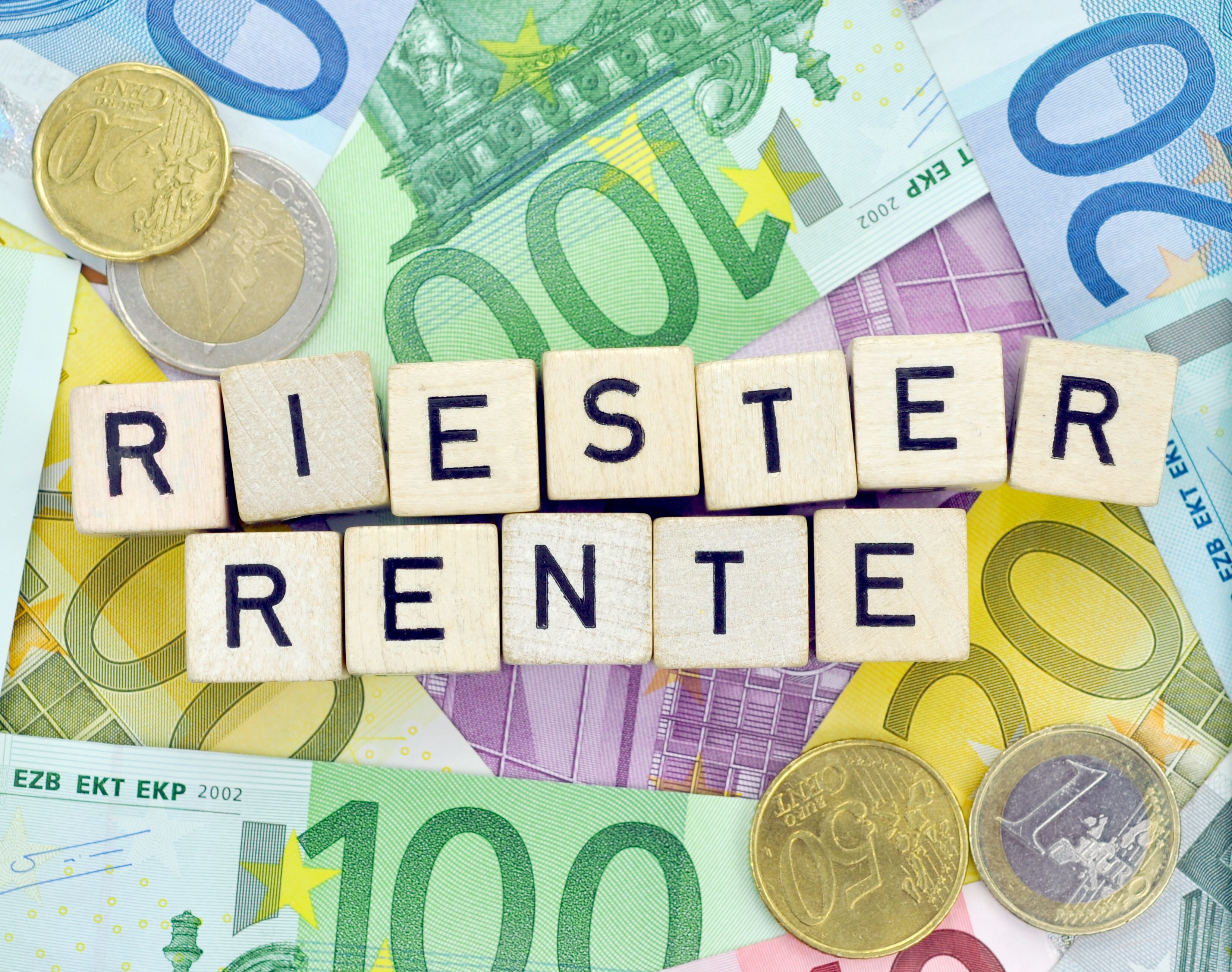 Government subsidised pension schemes – Riester Pension
