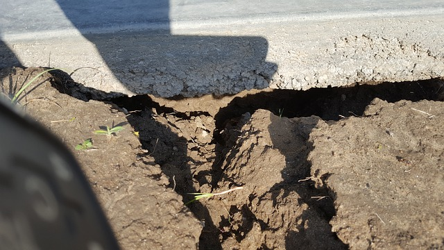 disclosing structural damage