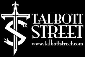 Talbott Street logo