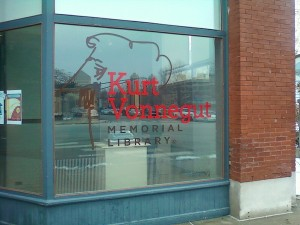 Last Saturday's gray, chilly winter afternoon in Indy's Indiana Avenue Cultural District received a sweet dose of ...