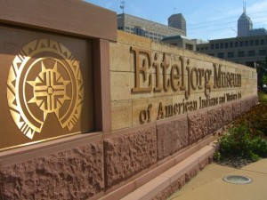 On Saturday, February 12th, the Eiteljorg Museum of American Indians and Western Art held the grand opening of ...