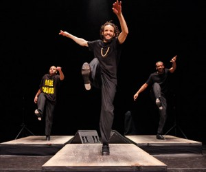 Savion Glover with Bare Soundz