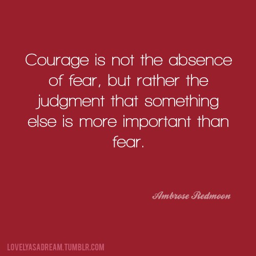 Ambrose Redmoon quote