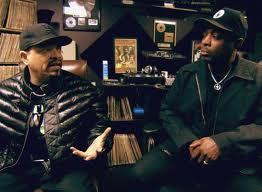 Ice T interviews Chuck D