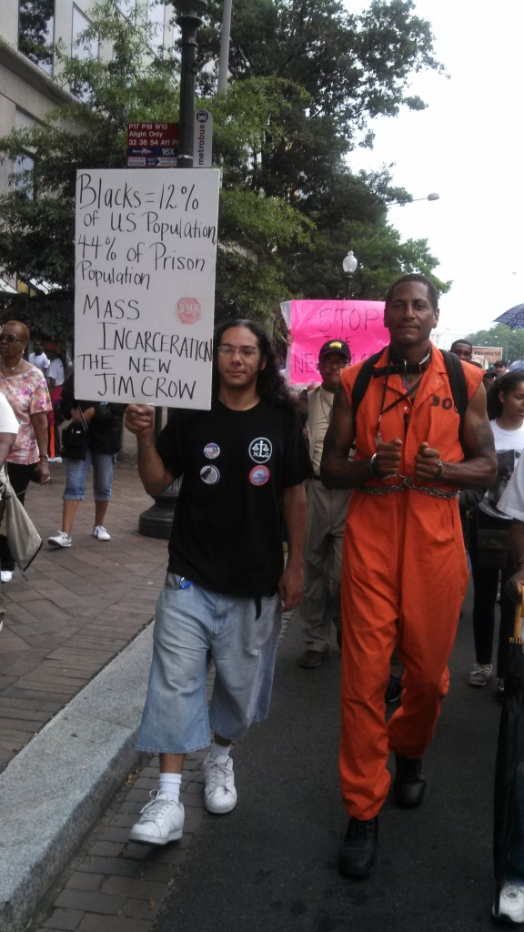 Incarceration Rate is New Jim Crow