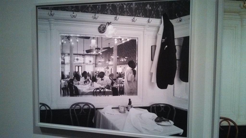 Staff Meal - Galatoire - Bourbon St NOLA (2013)