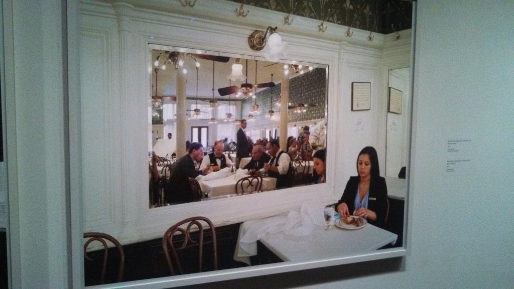 Staff Meal - Galatoire - Bourbon St NOLA (2014)