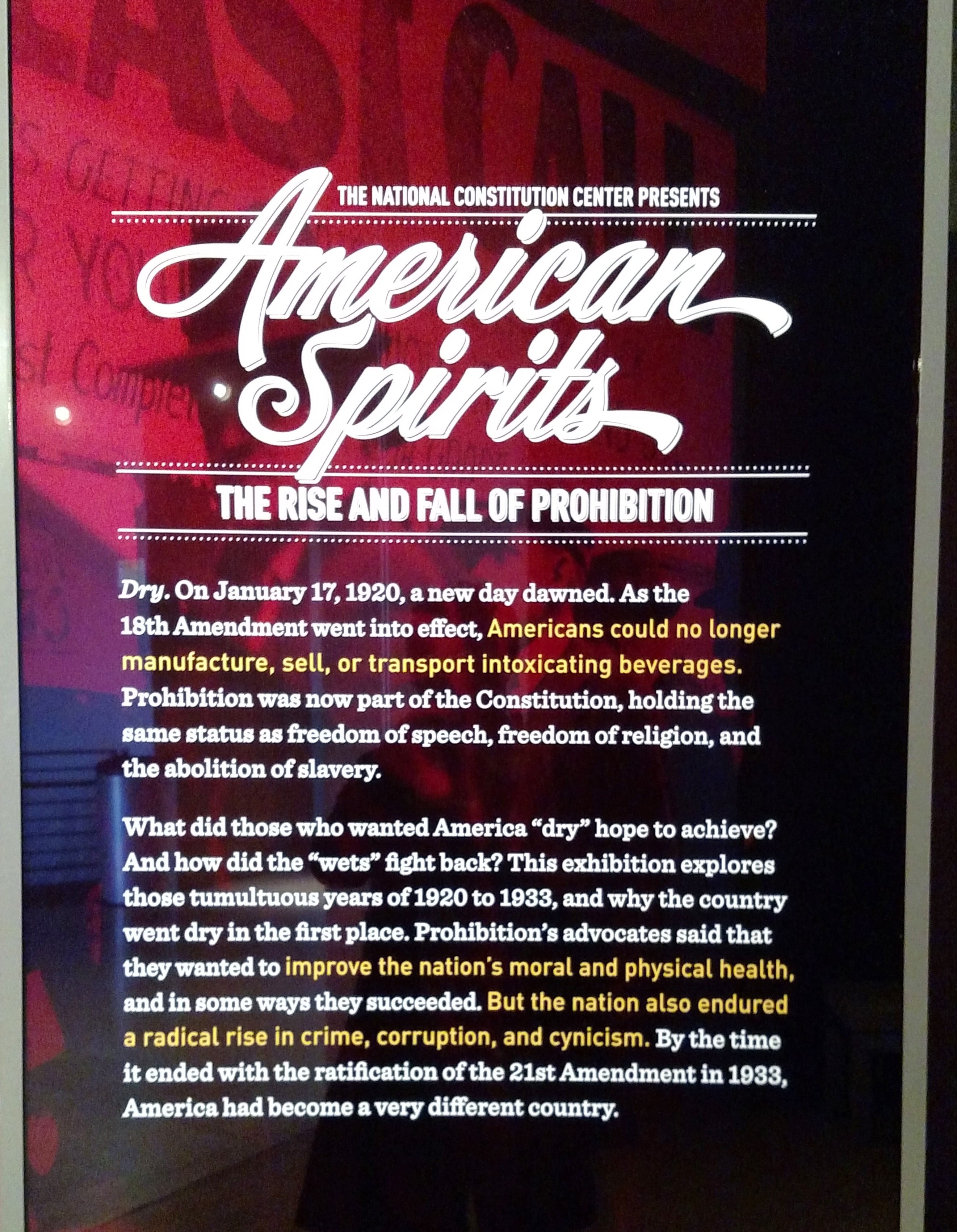 This weekend marks the closing of a fascinating exhibit at the Indiana State Museum, the wonderful American ...