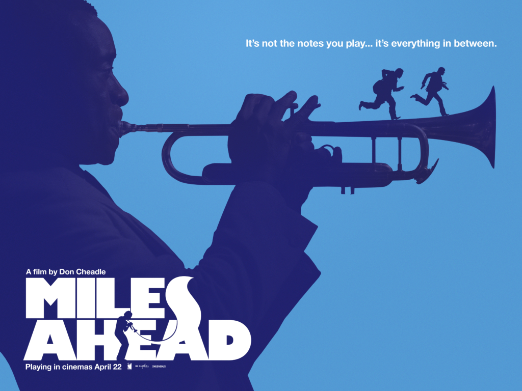 Blue Miles Ahead poster