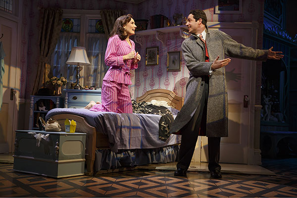 I originally treated myself to the Roundabout Theatre's production of She Loves Me on my birthday back in March, but a weird twist of ...
