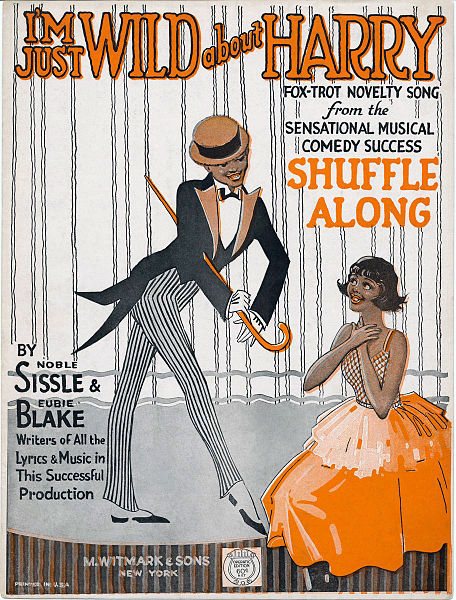 Just Wild About Harry by Sissle and Blake