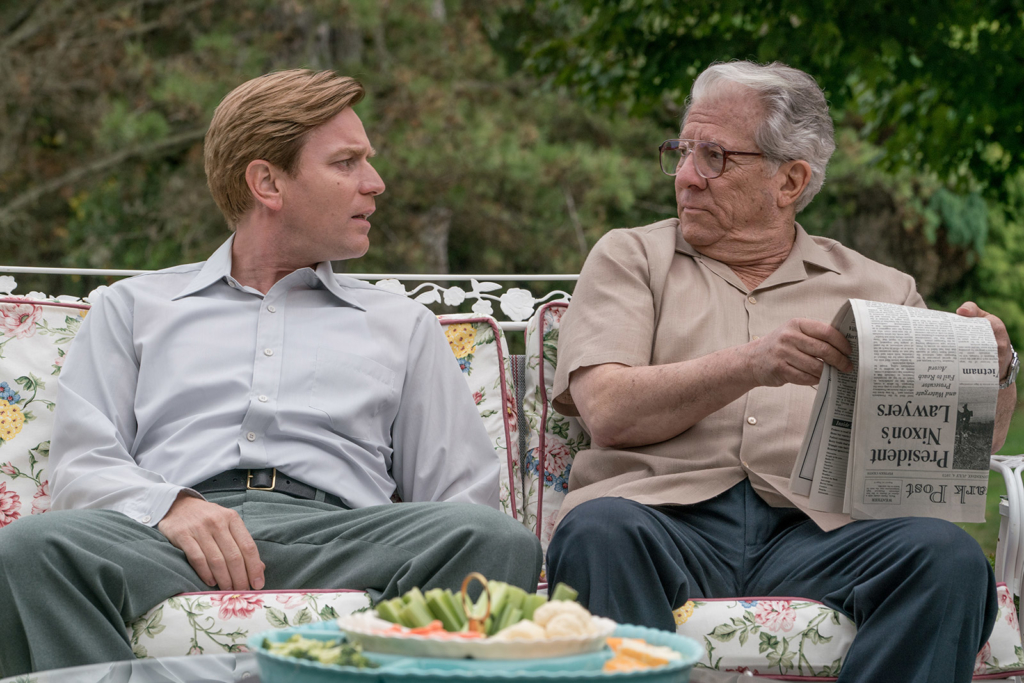 American Pastoral - Father and Son
