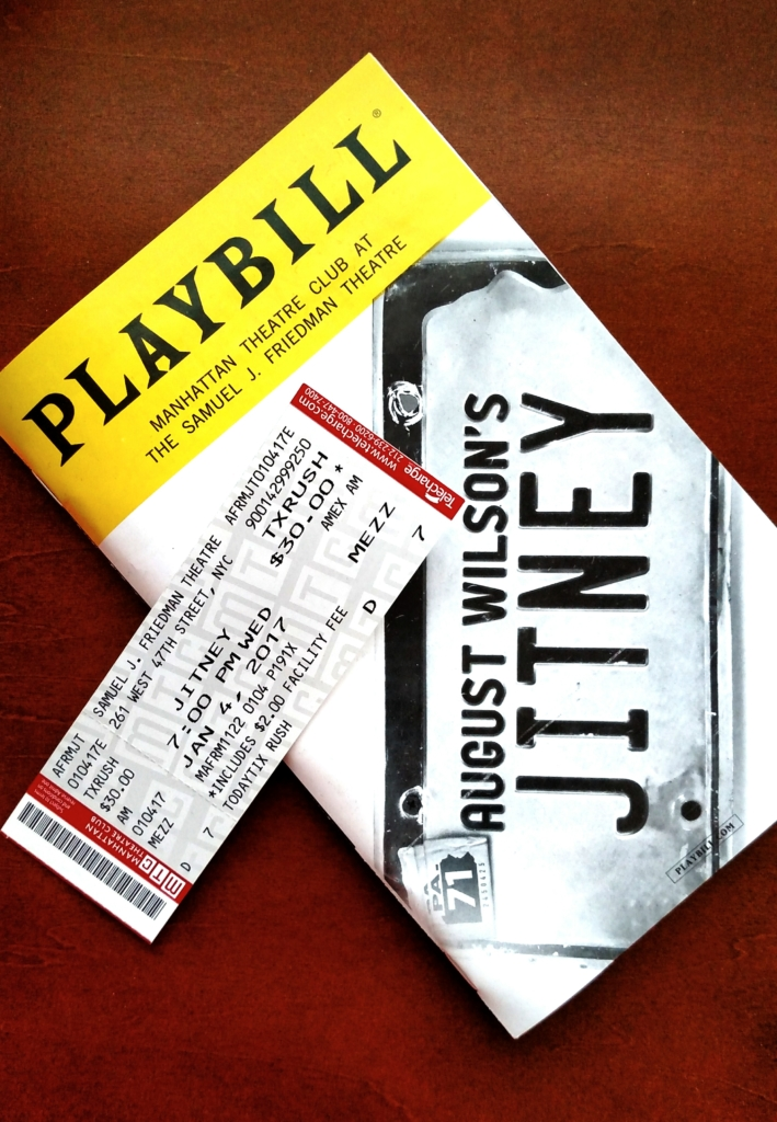 Last night, the New York theatre community welcomed the first (and ironically, the last) of August Wilson's plays ...