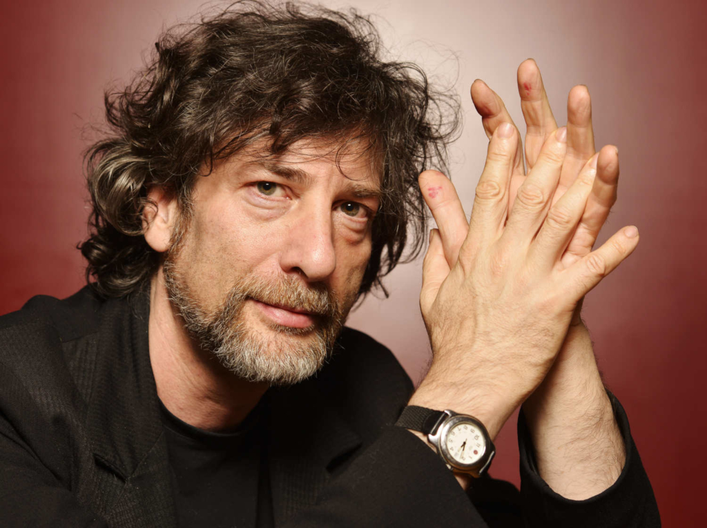 Neil Gaiman by Ulf Andersen:Getty Images