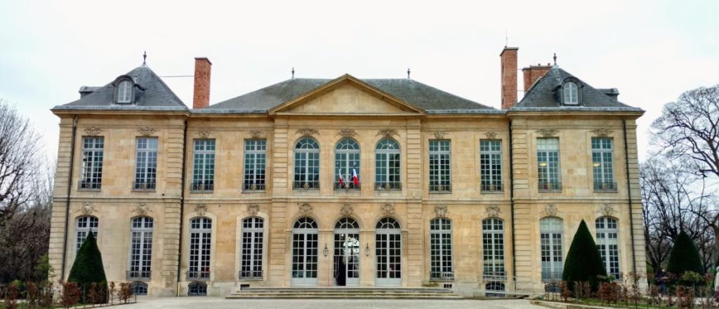 Hotel Biron aka Musee Rodin