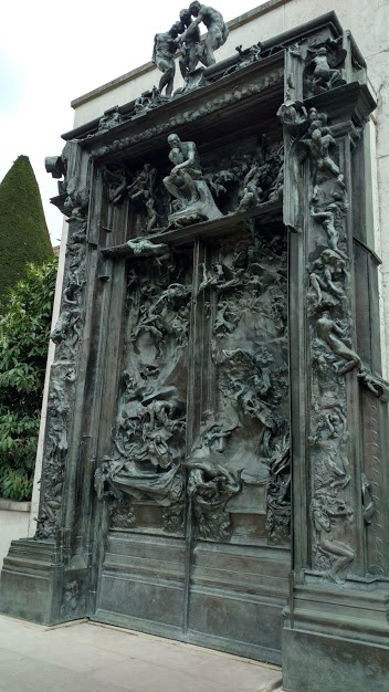 The finished Gates of Hell