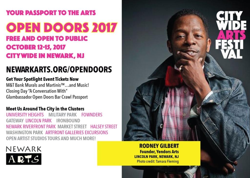 Newark Arts Open Doors 1