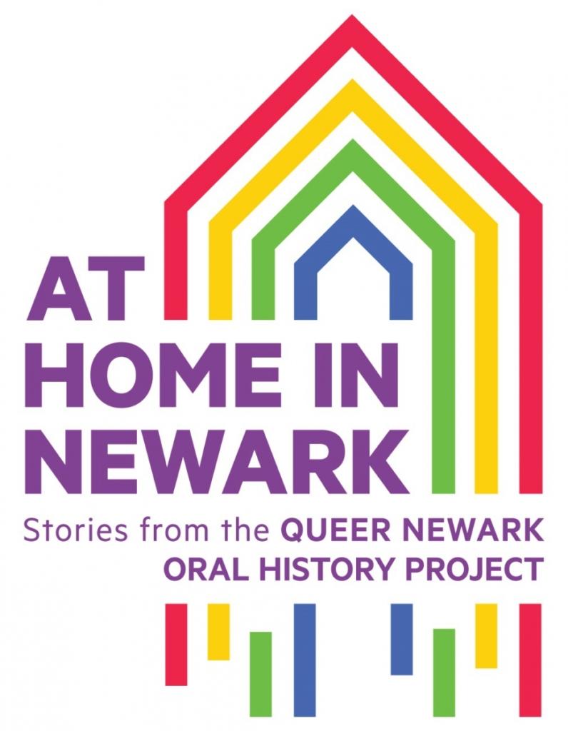 At Home In Newark Logo