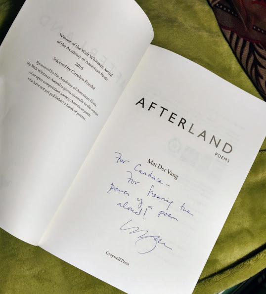 Afterland signing