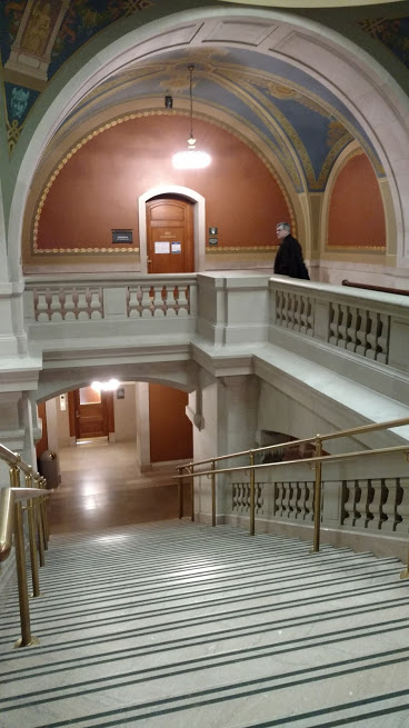 ECC Stairwell