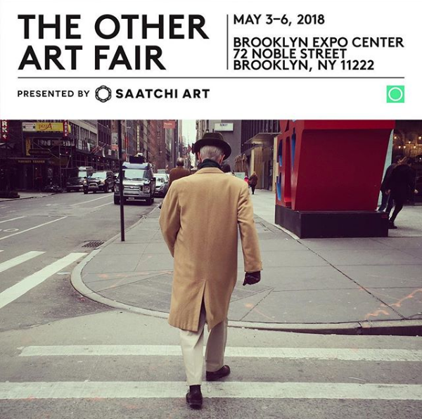 Art fairs can be a bit overwhelming for artists and collectors alike. And I'm not just talking about the ...