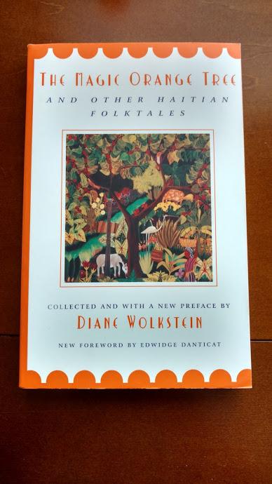 The Magic Orange Tree by Wolkstein