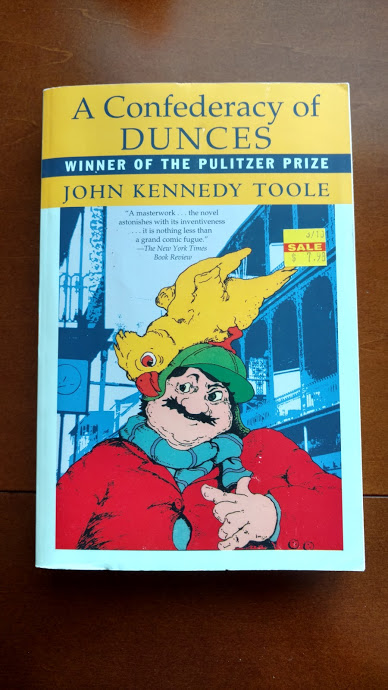 A Confederacy of Dunces by Toole