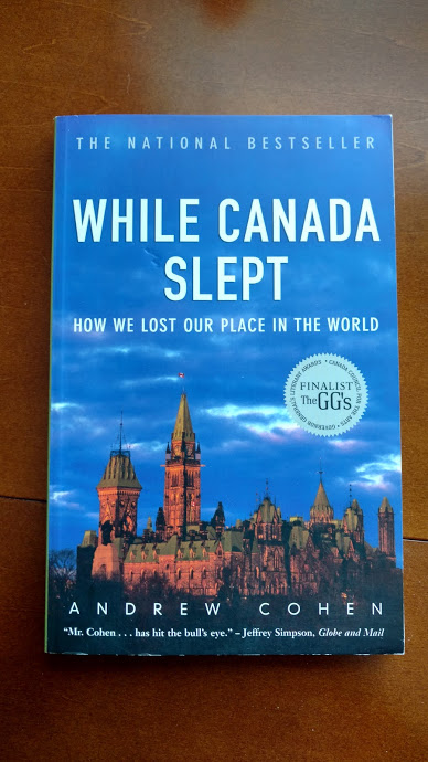 While Canada Slept by Cohen