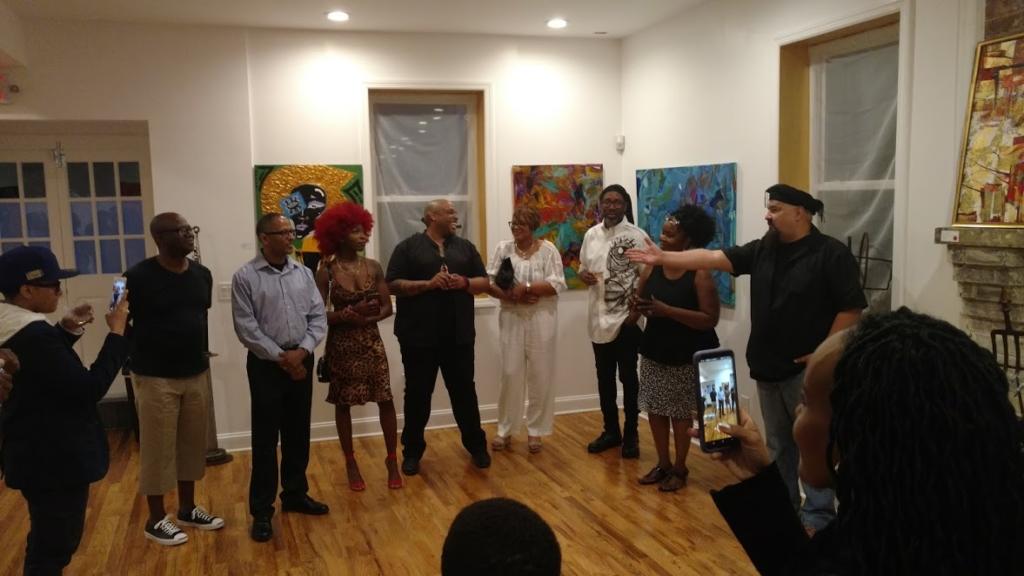 Manifest opening at Akwaaba