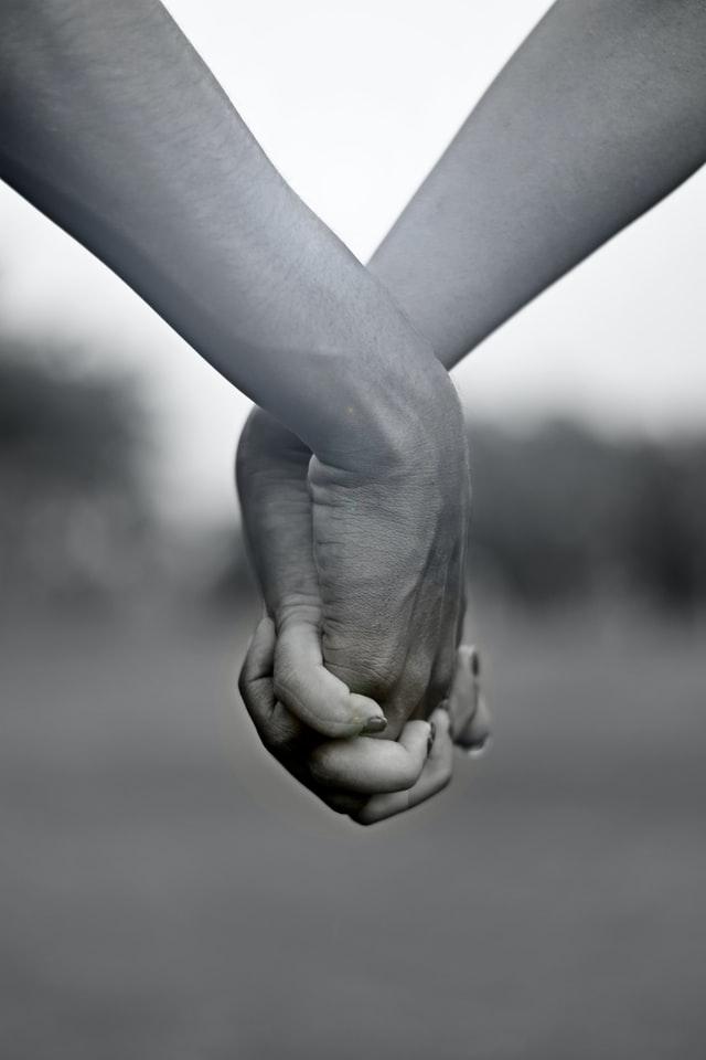 Hands of Love by Bhuvanesh Gupta