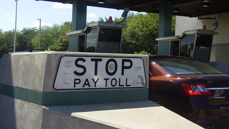 Stop Pay Toll by Joey Manley