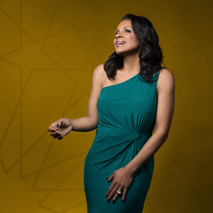 Audra McDonald photo by Allison Michael Orenstein