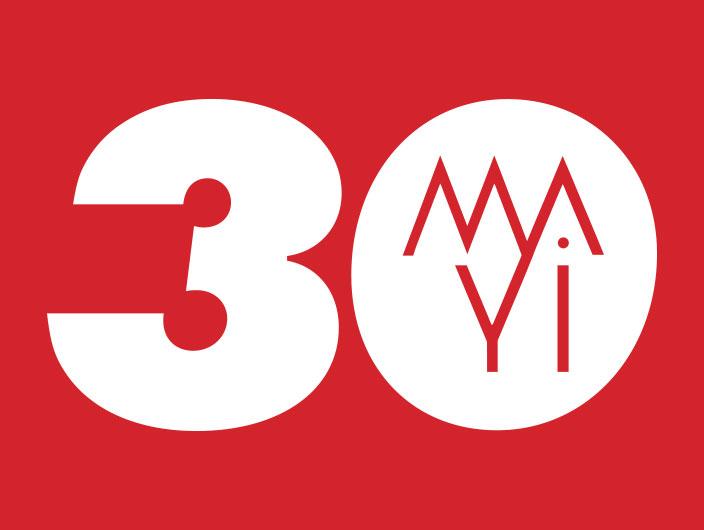 30 Years of Ma-Yi Theater logo