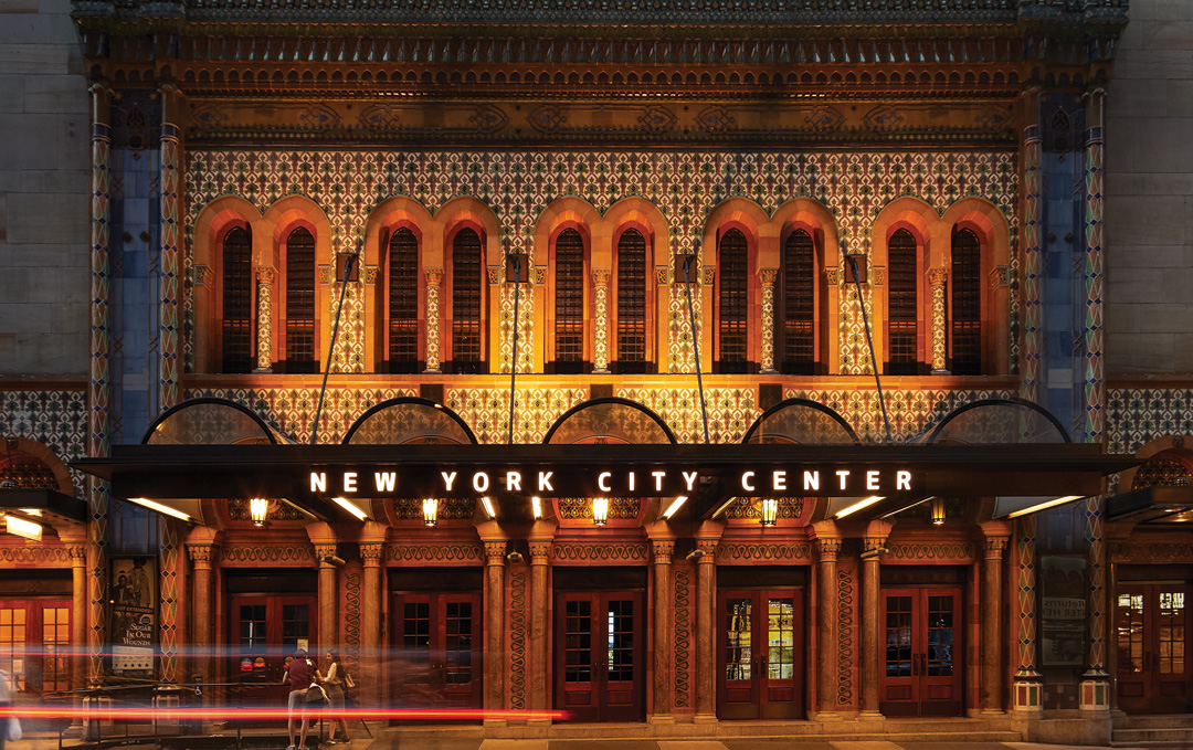 New York City Center building