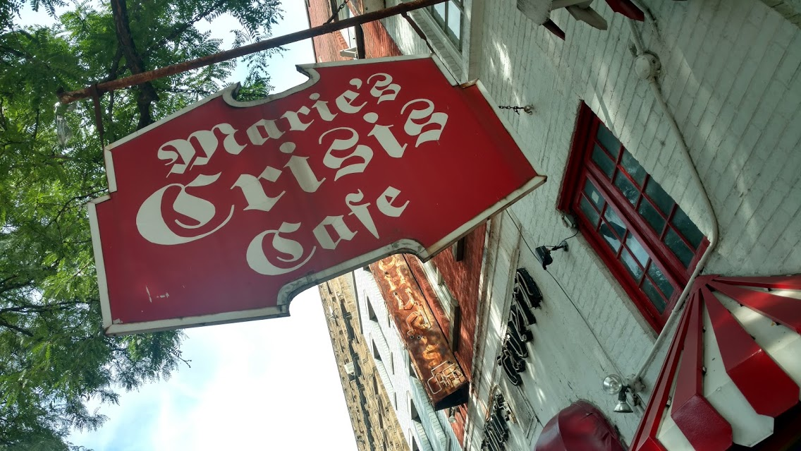 Marie's Crisis Cafe in the West Village