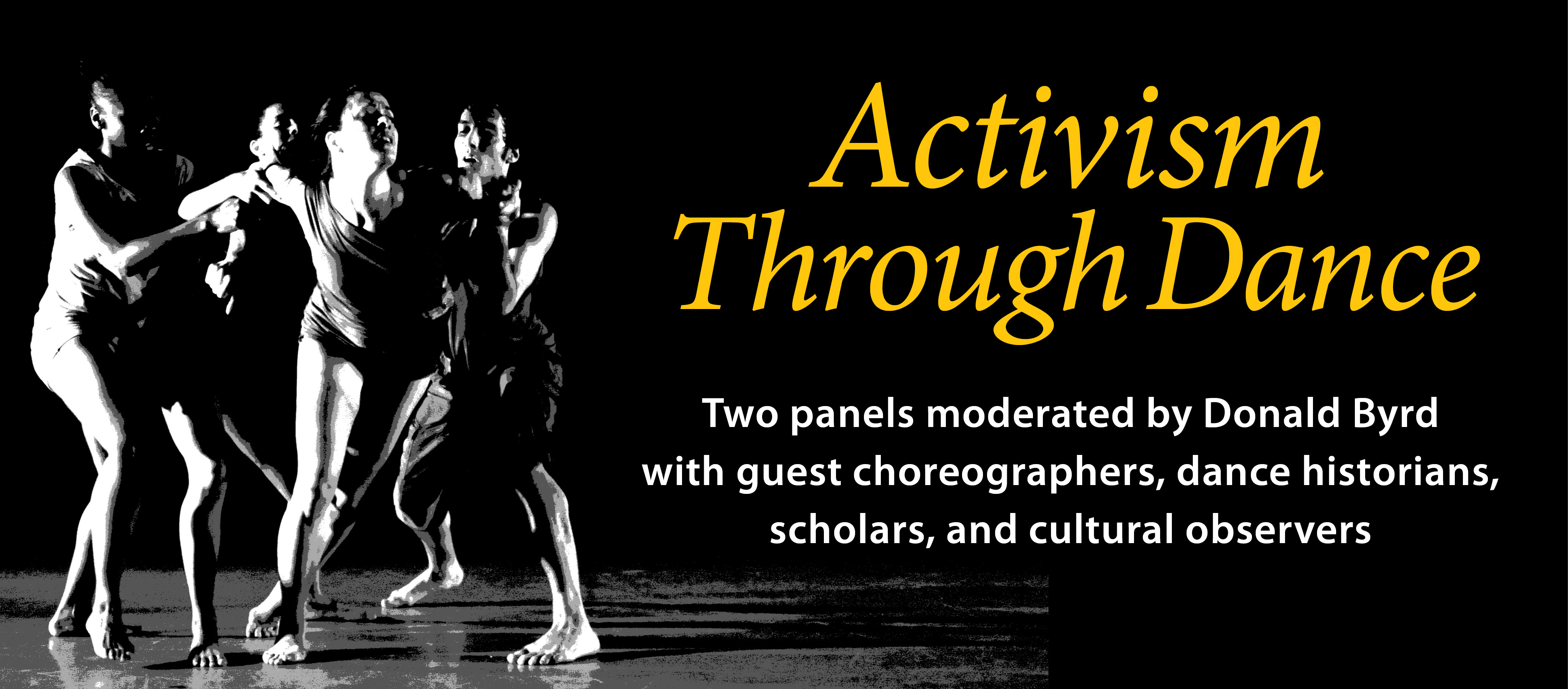 Activism Through Dance image