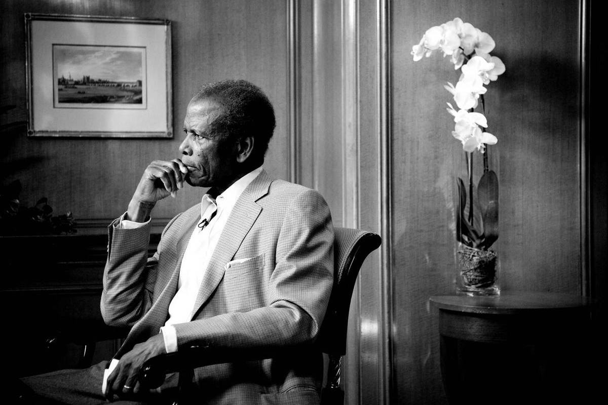 Steal This Quote: Sidney Poitier