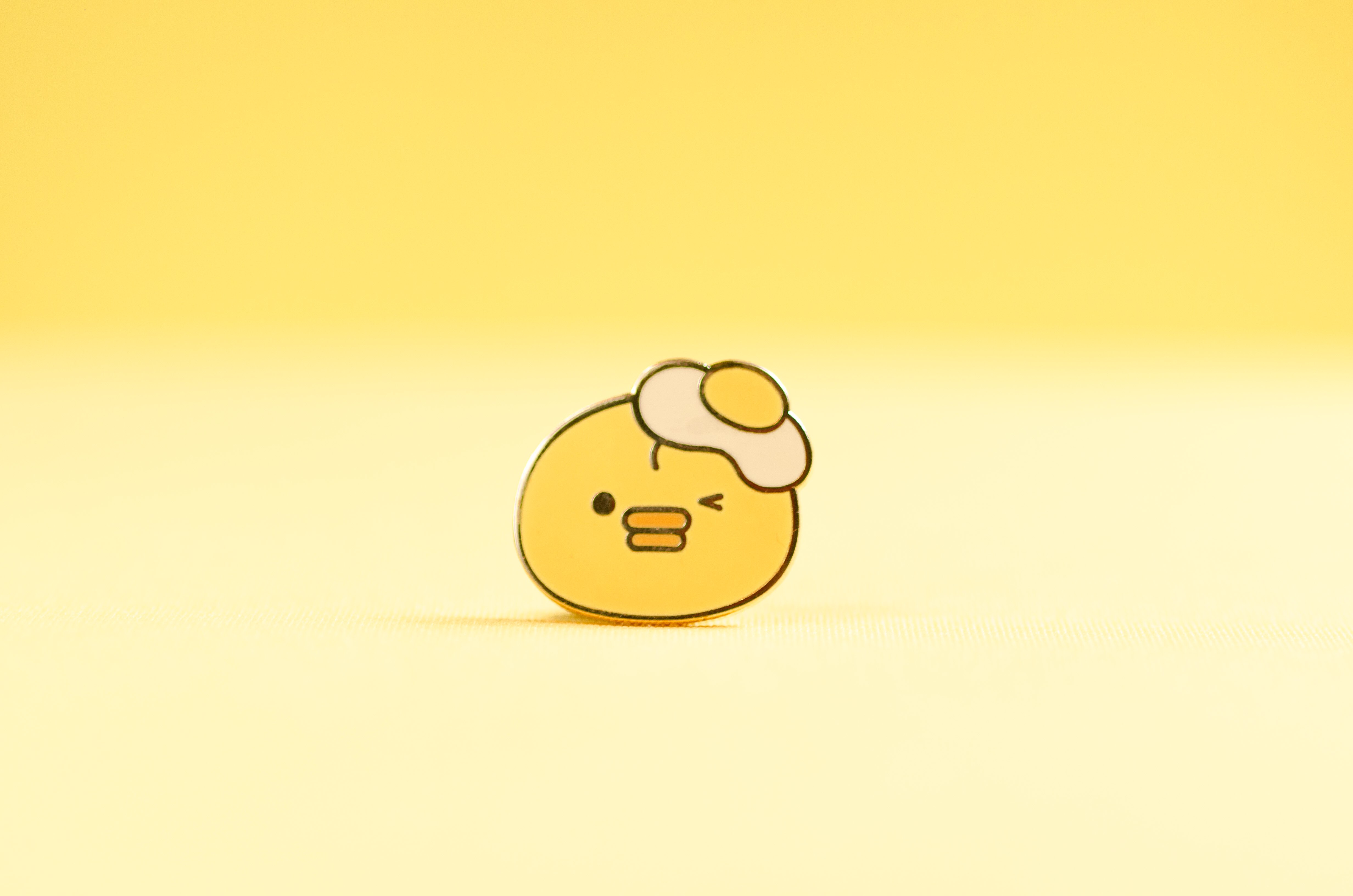 Sunny Side Up Pin
