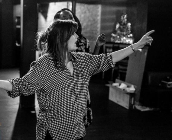 Victoria Gimby (Director/ Writer/ Dramaturg)