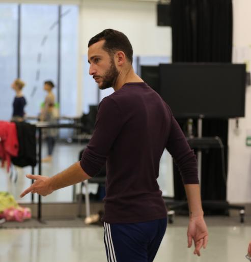 Carlos Pons Guerra (Choreographer)