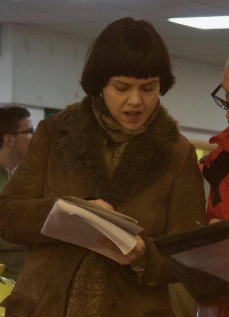Maryna Gradnova (Costume Designer)