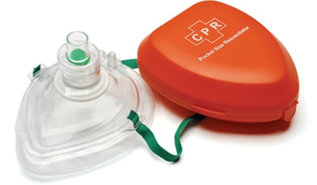 CPR Pocket Size Resuscitator