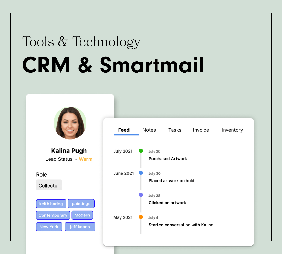 CRM and Smartmail