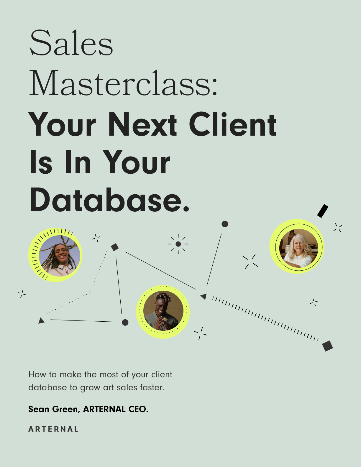 Sales Masterclass: Your Next Client is in Your Database